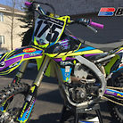 2017 Yamaha YZ450F for this season