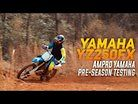 AmPro Yamaha YZ250FX in the RAW
