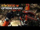 2020 KTM 300 XC-W 2-Stroke Battles EXTREME Enduro