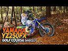 RAW Yamaha YZ250FX Sprint Enduro Racing