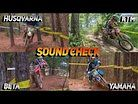 Soundcheck - Race Bikes of the Big Buck Sprint Enduro