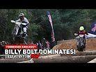 Billy Bolt Dominates Tennessee Knockout Straight Rhythm   RAW Highlights