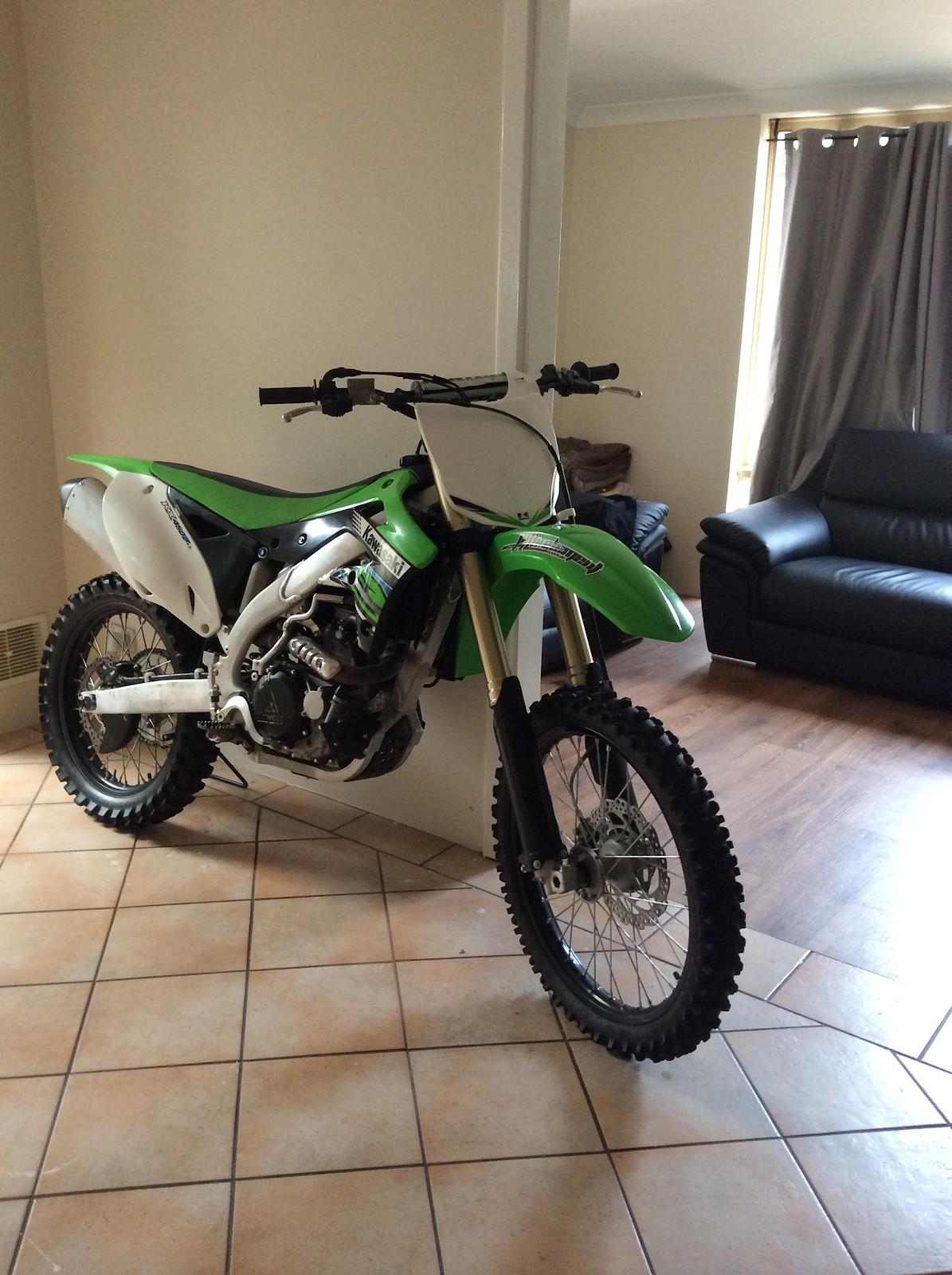 My old 2012 Kx450f - Hayden_Douglass - Motocross Pictures - Vital MX
