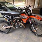 Hayden_Douglass's 2009 KTM 150sx