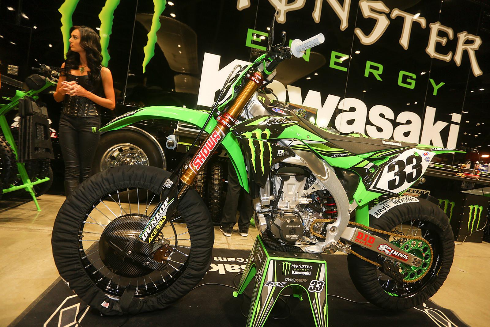 Josh Grant - Vital MX Pit Bits: Seattle - Motocross Pictures - Vital MX