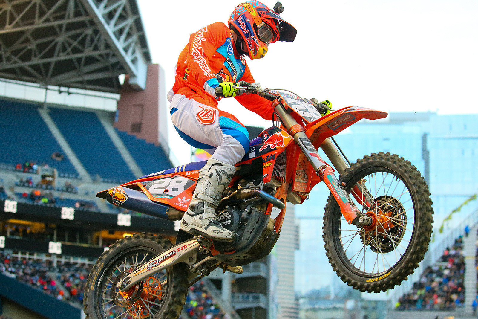 Mitchell Oldenburg - Photo Blast: Seattle - Motocross Pictures - Vital MX