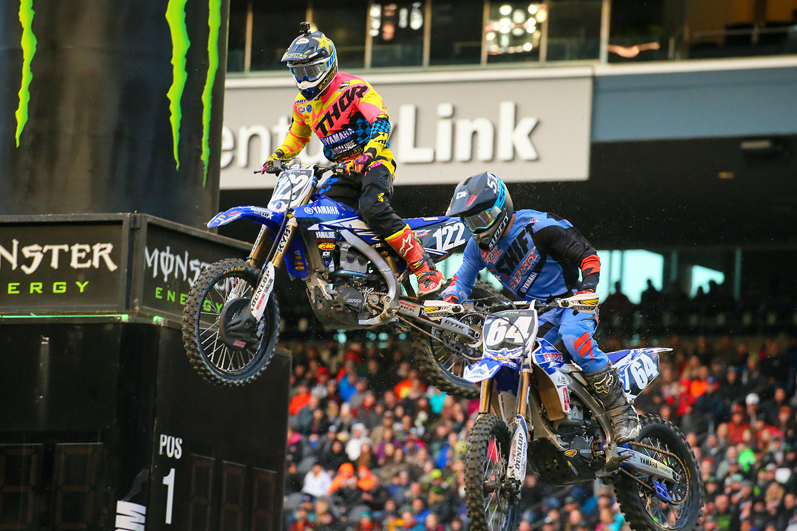Dan Reardon and Hayden Mellross - Photo Blast: Seattle - Motocross Pictures - Vital MX
