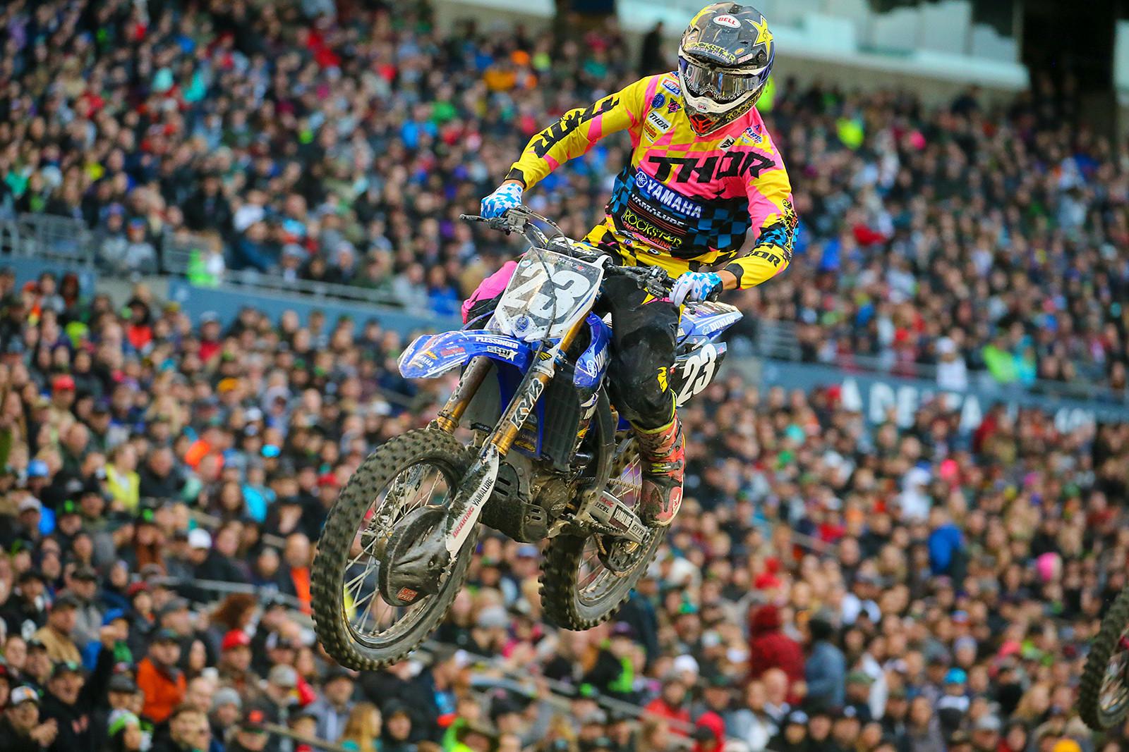 Aaron Plessinger - Photo Blast: Seattle - Motocross Pictures - Vital MX