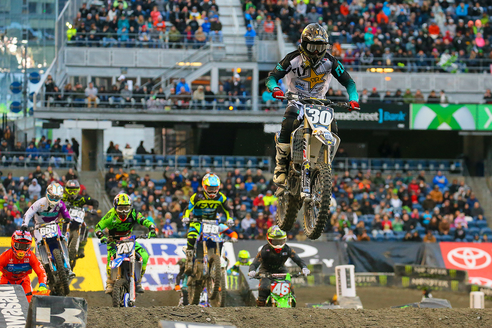 250 Heat Two - Photo Blast: Seattle - Motocross Pictures - Vital MX