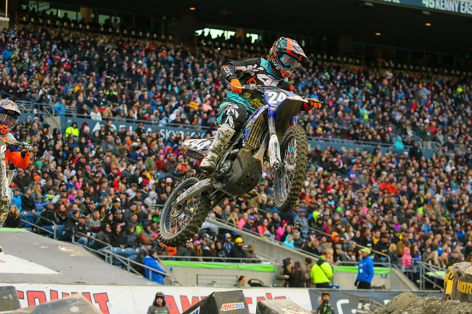 Justin Hoeft - Photo Blast: Seattle - Motocross Pictures - Vital MX