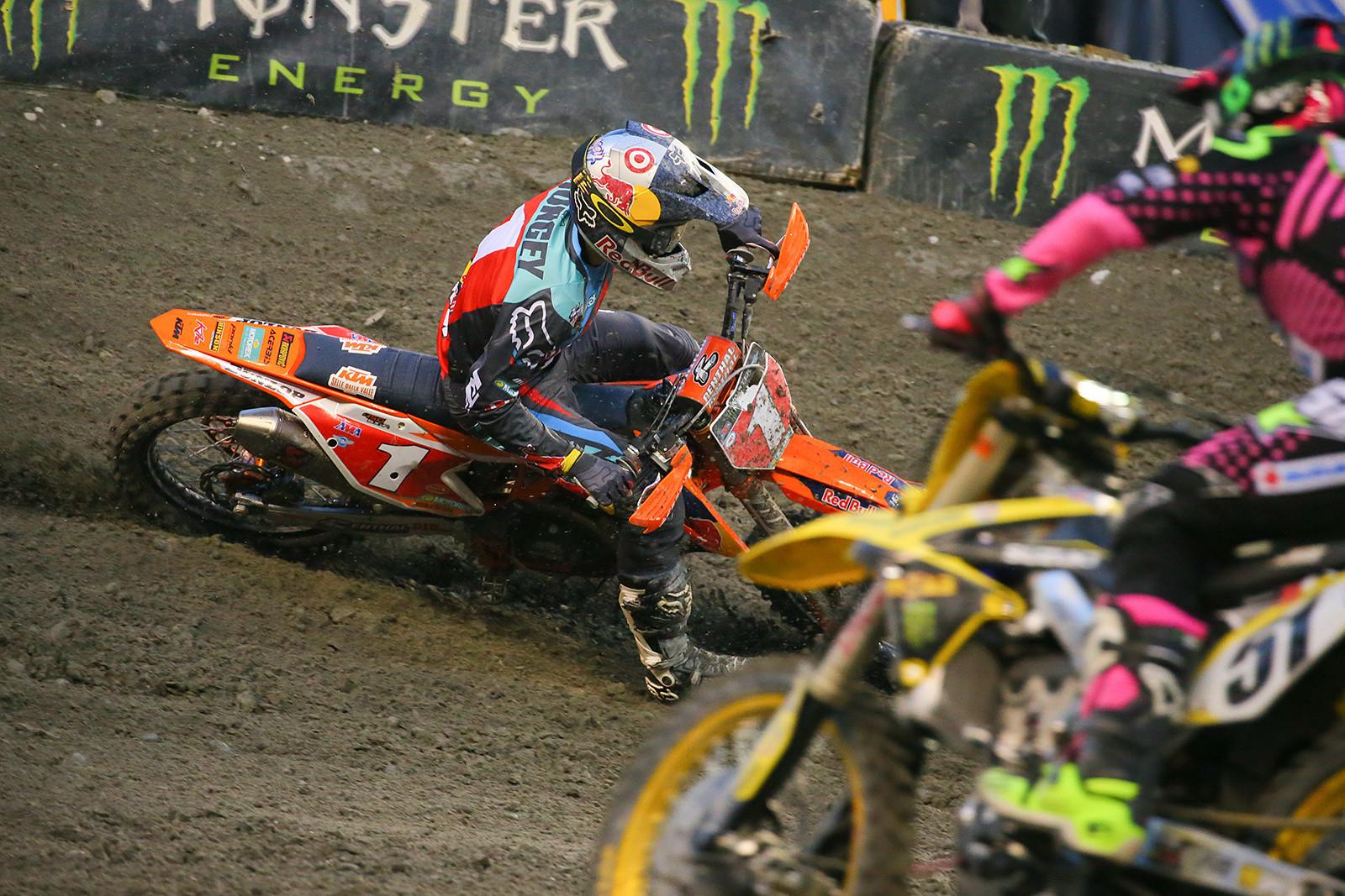 Ryan Dungey - Photo Blast: Seattle - Motocross Pictures - Vital MX