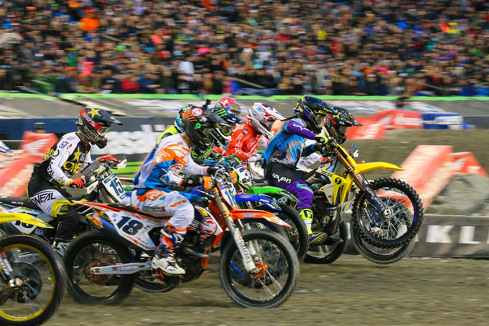 450 Heat Two - Photo Blast: Seattle - Motocross Pictures - Vital MX