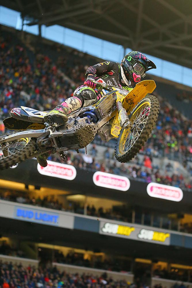 Justin Barcia - Photo Blast: Seattle - Motocross Pictures - Vital MX
