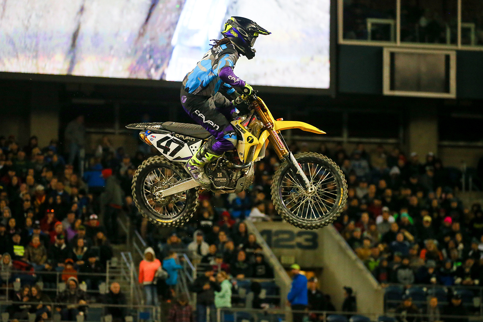 Malcolm Stewart - Photo Blast: Seattle - Motocross Pictures - Vital MX