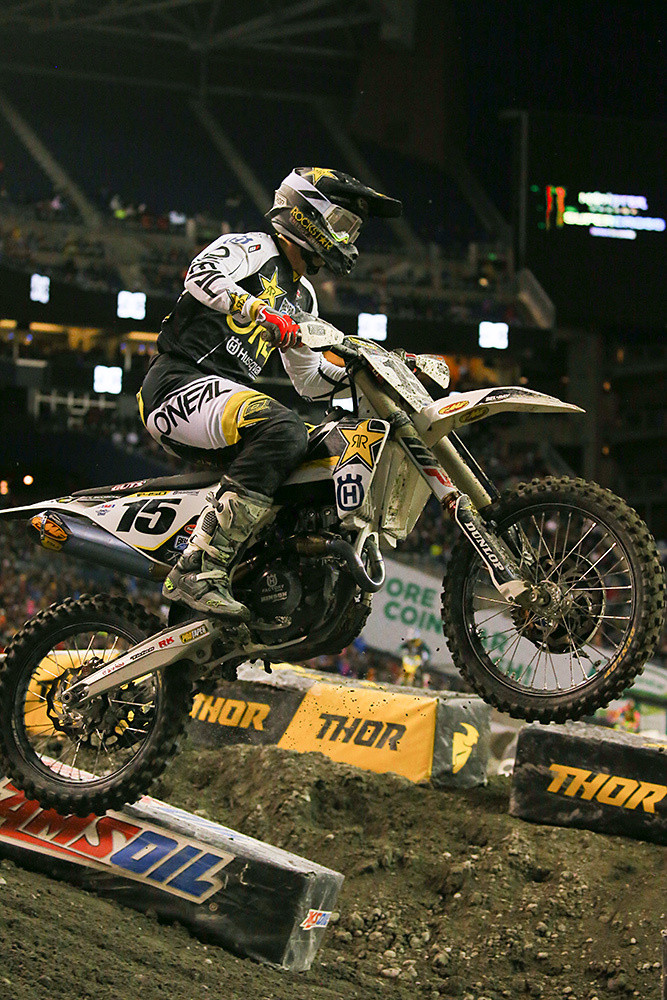 Dean Wilson - Photo Blast: Seattle - Motocross Pictures - Vital MX