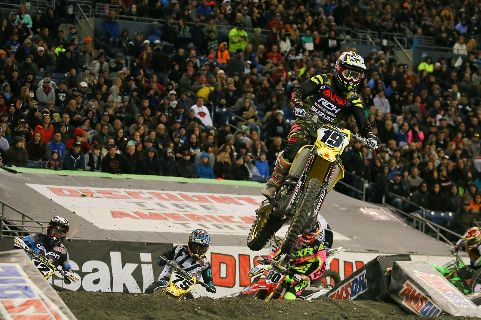 Justin Bogle - Photo Blast: Seattle - Motocross Pictures - Vital MX