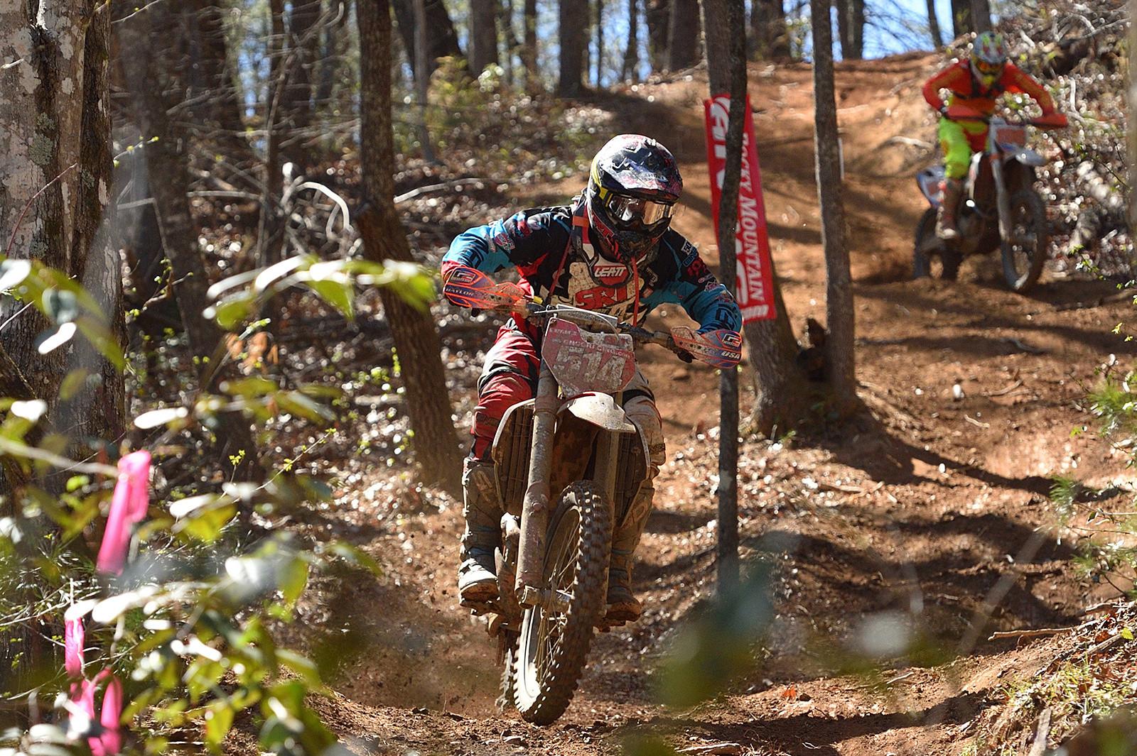 Steward Baylor - Steele Creek GNCC - Motocross Pictures - Vital MX