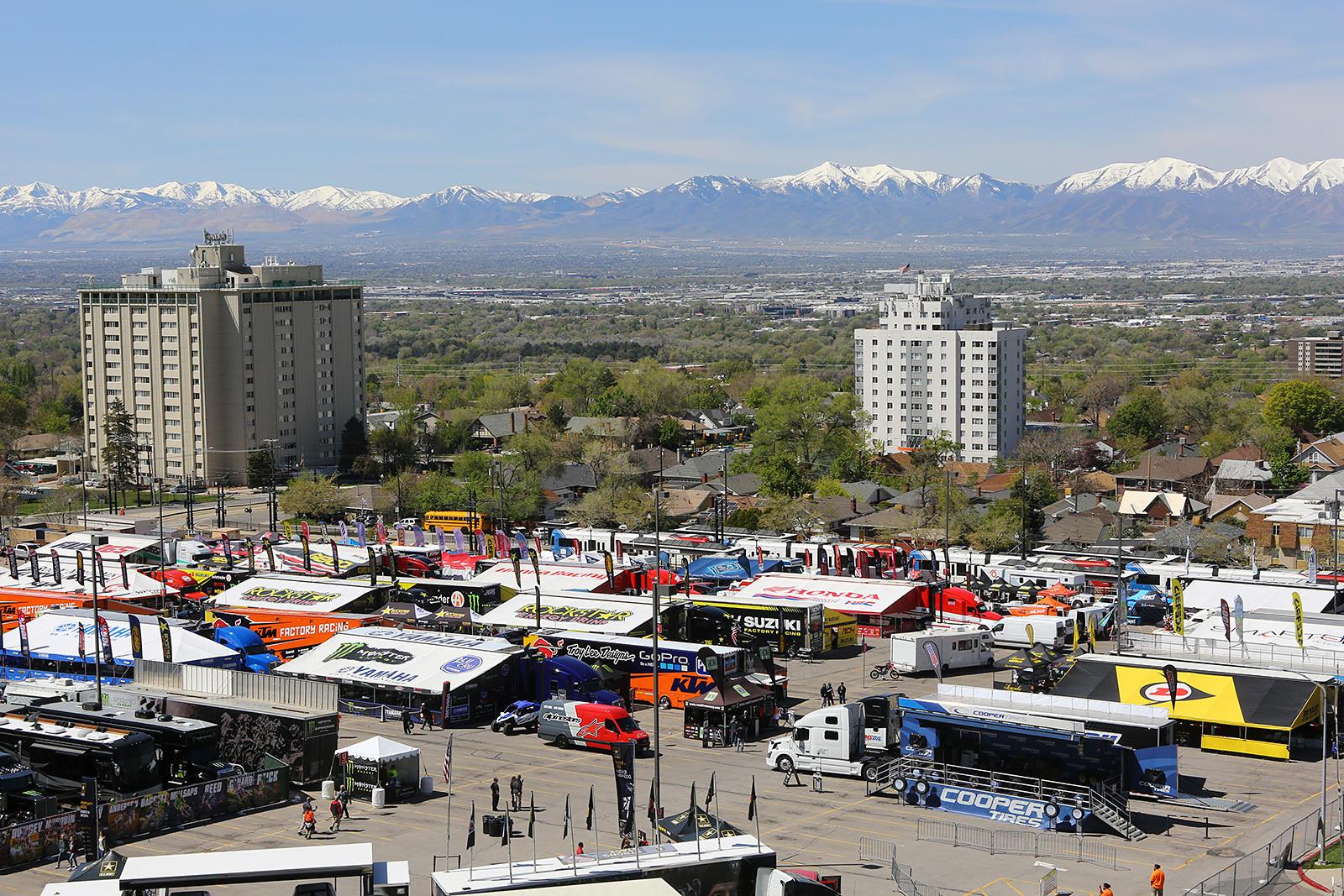 Salt Lake City - Vital MX Pit Bits: Salt Lake City - Motocross Pictures - Vital MX