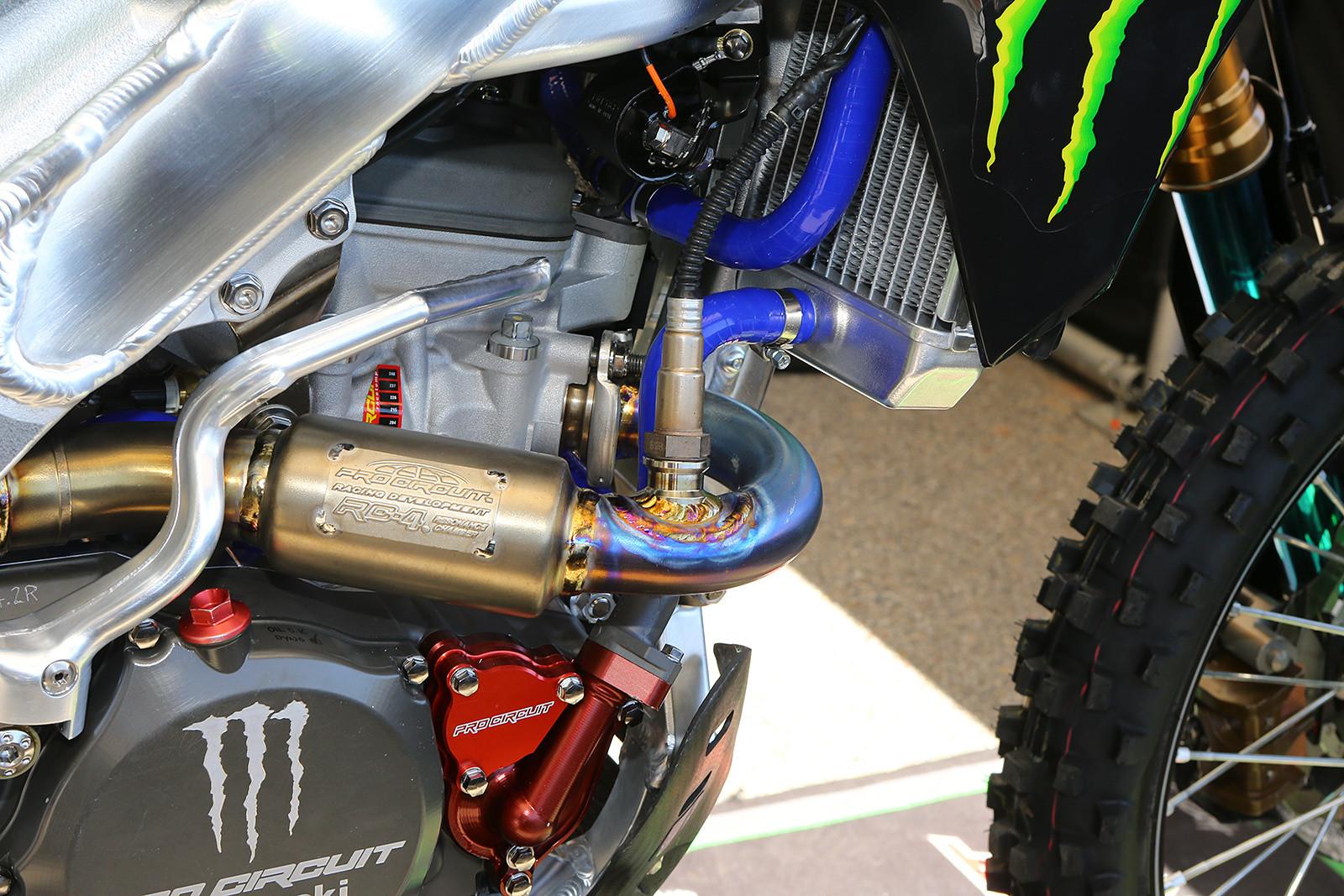 O2 - Vital MX Pit Bits: Salt Lake City - Motocross Pictures - Vital MX