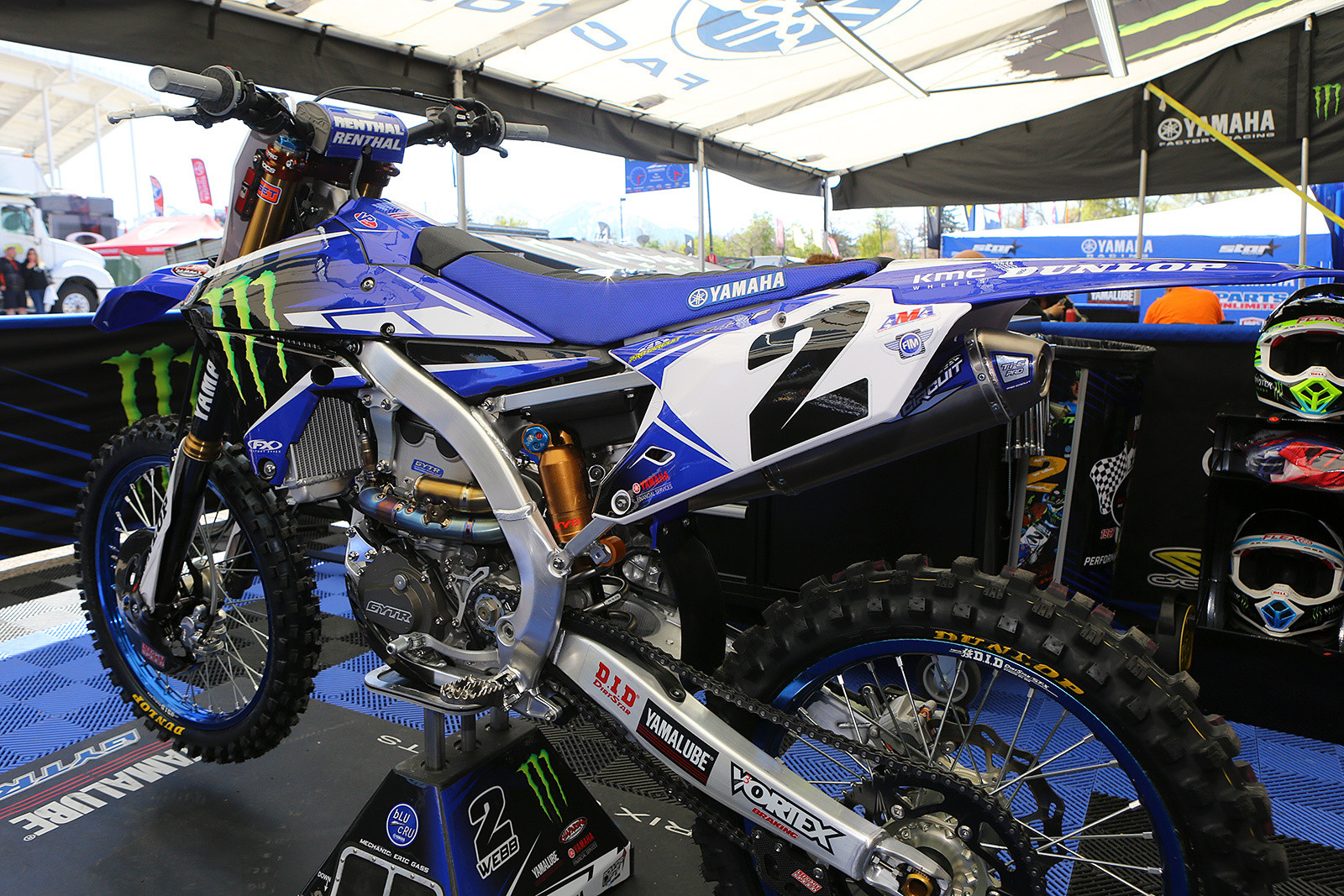 Cooper Webb - Vital MX Pit Bits: Salt Lake City - Motocross Pictures - Vital MX