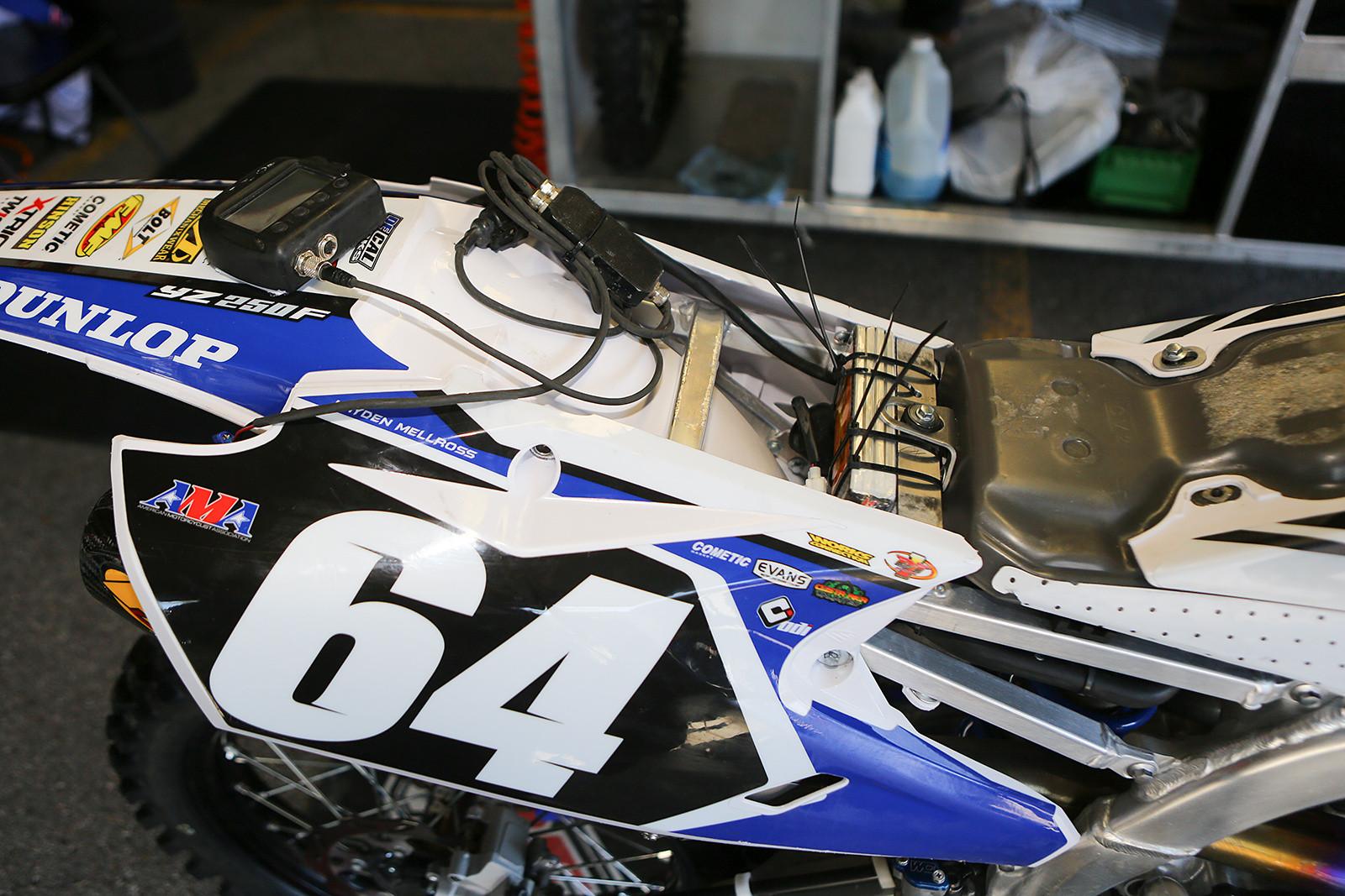Gathering Data - Vital MX Pit Bits: Salt Lake City - Motocross Pictures - Vital MX