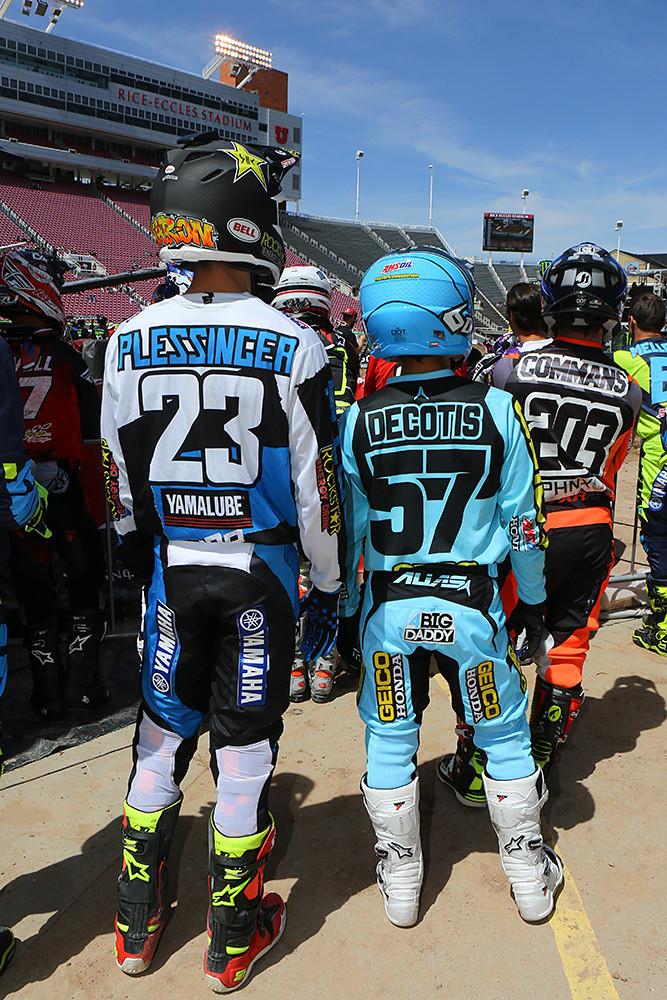 Long and short - Vital MX Pit Bits: Salt Lake City - Motocross Pictures - Vital MX