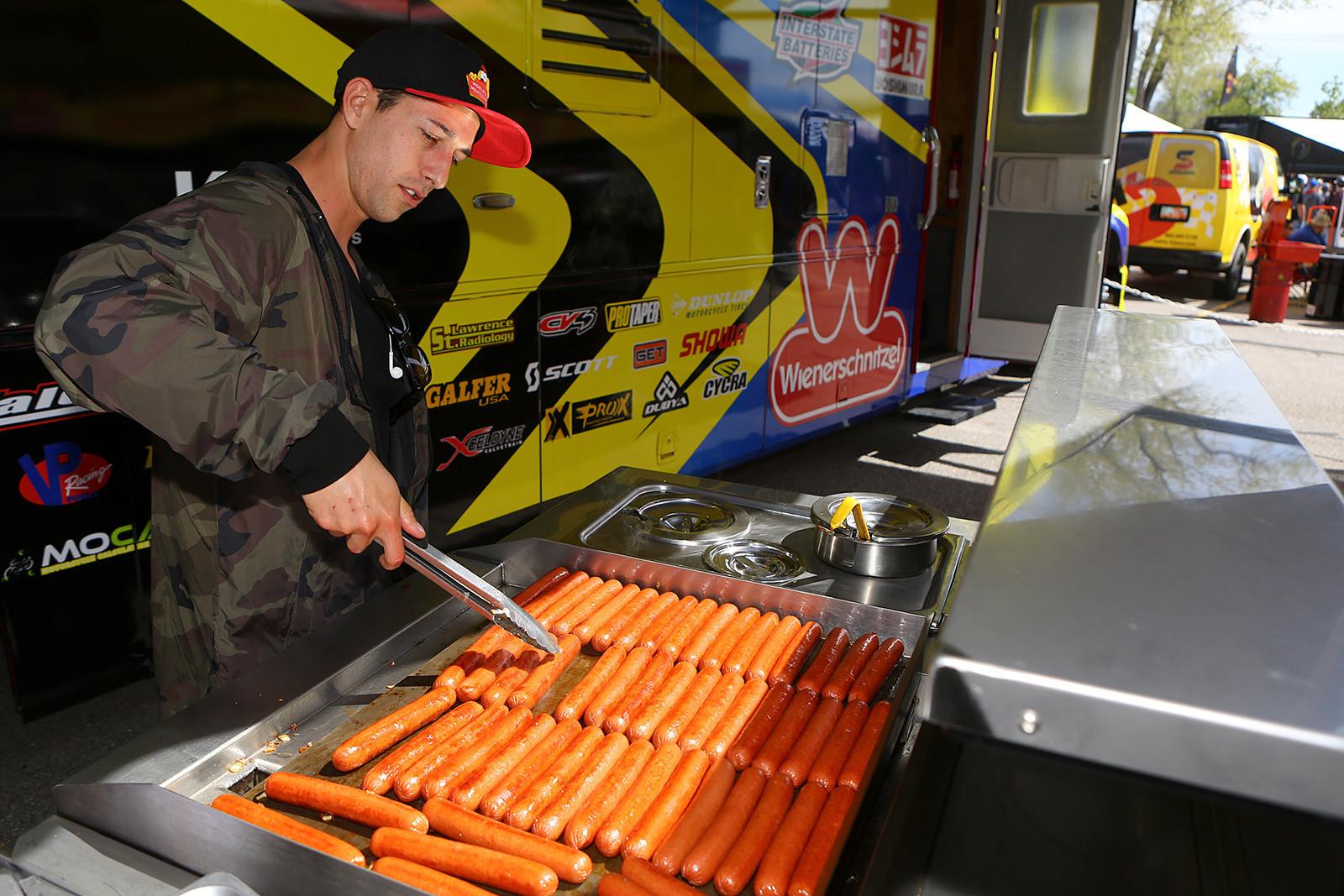 Wienerschnitzel - Vital MX Pit Bits: Salt Lake City - Motocross Pictures - Vital MX