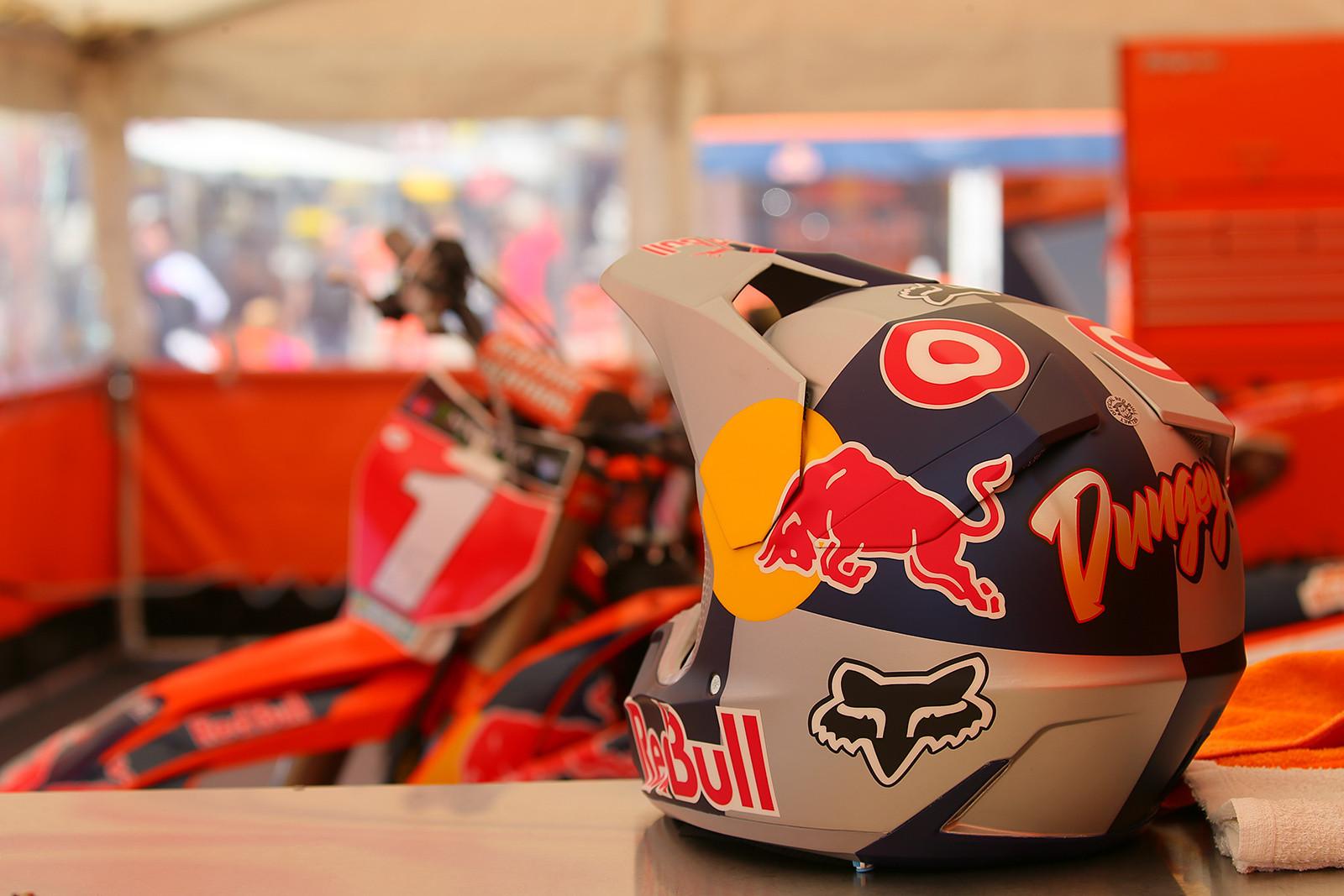 Ryan Dungey - Vital MX Pit Bits: Salt Lake City - Motocross Pictures - Vital MX