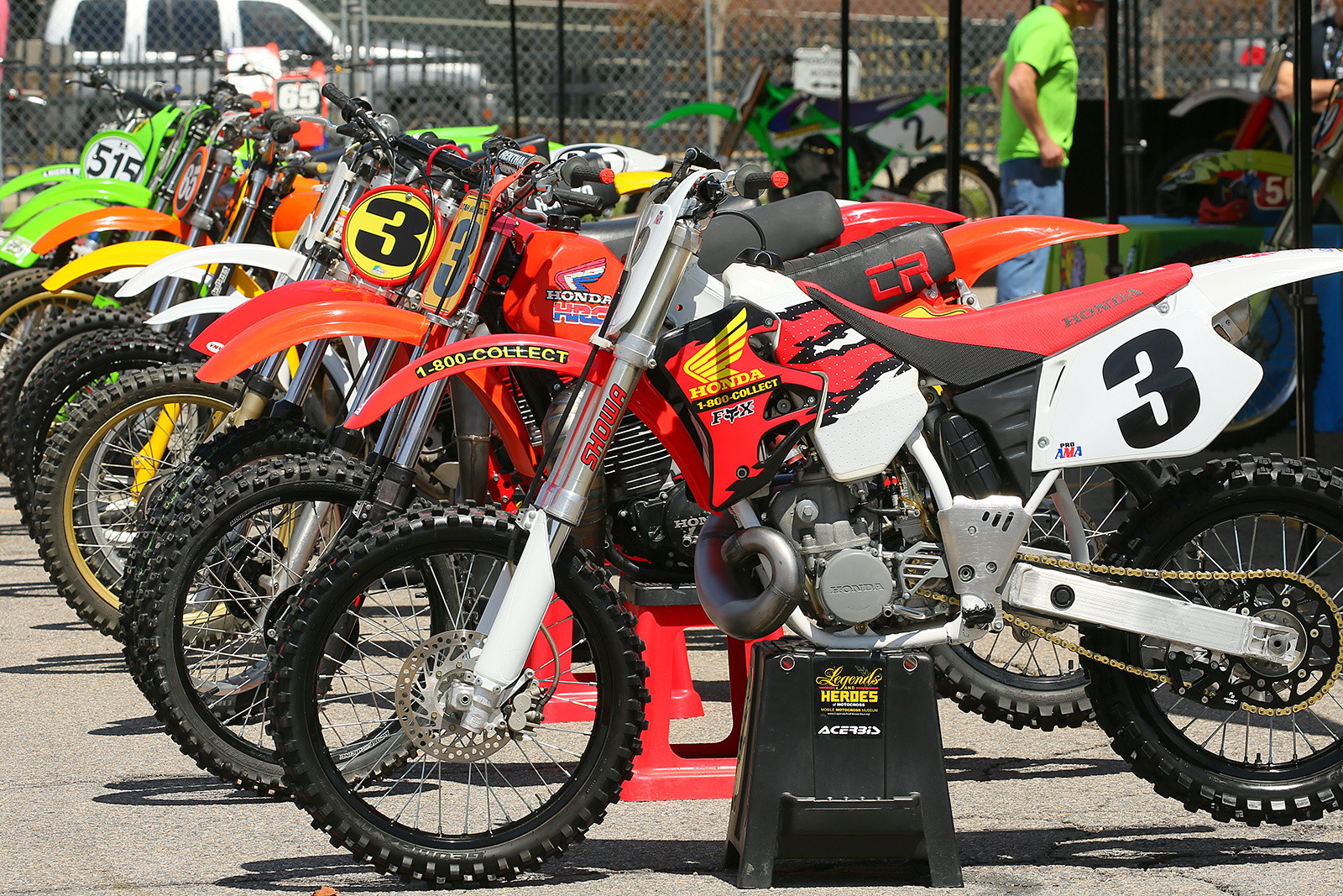 Vintage - Vital MX Pit Bits: Salt Lake City - Motocross Pictures - Vital MX