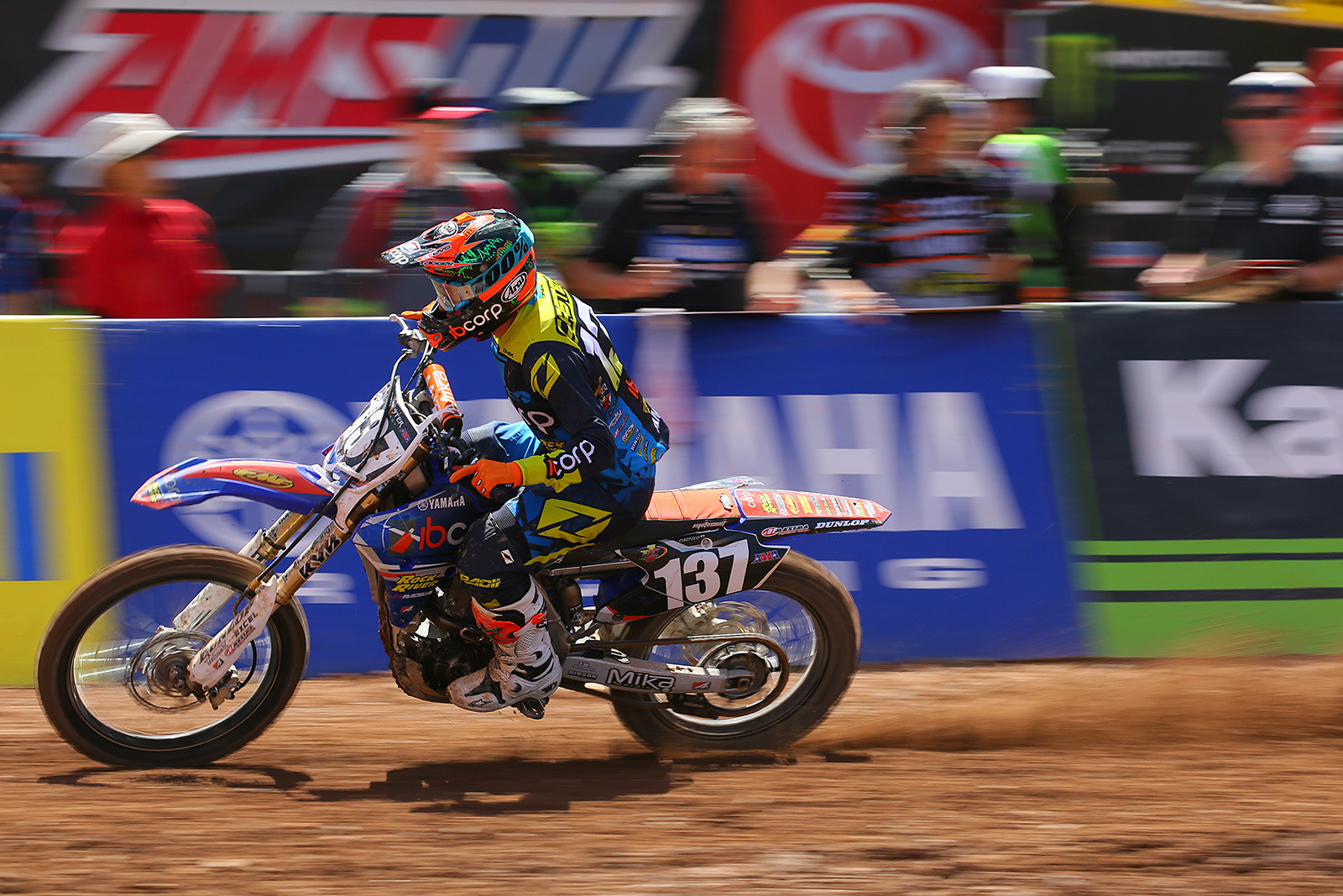 Martin Castelo - Vital MX Pit Bits: Salt Lake City - Motocross Pictures - Vital MX