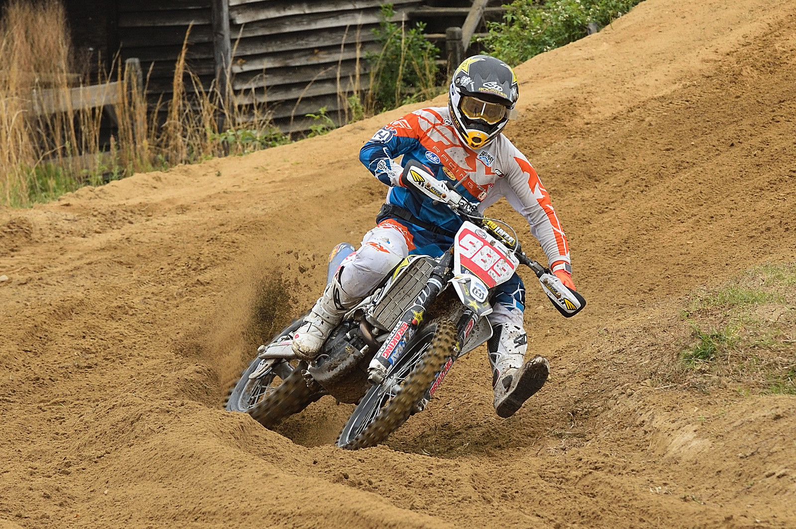 Thad Duvall - GuyB - Motocross Pictures - Vital MX