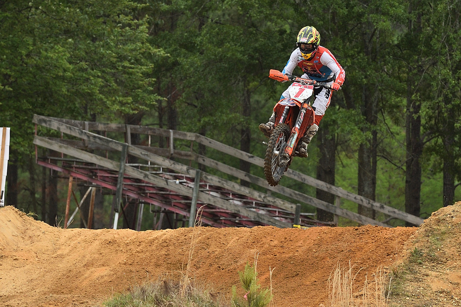 Kailub Russell - GuyB - Motocross Pictures - Vital MX