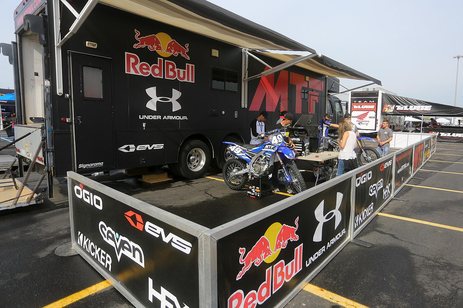 MTF - Vital MX Pit Bits: East Rutherford - Motocross Pictures - Vital MX
