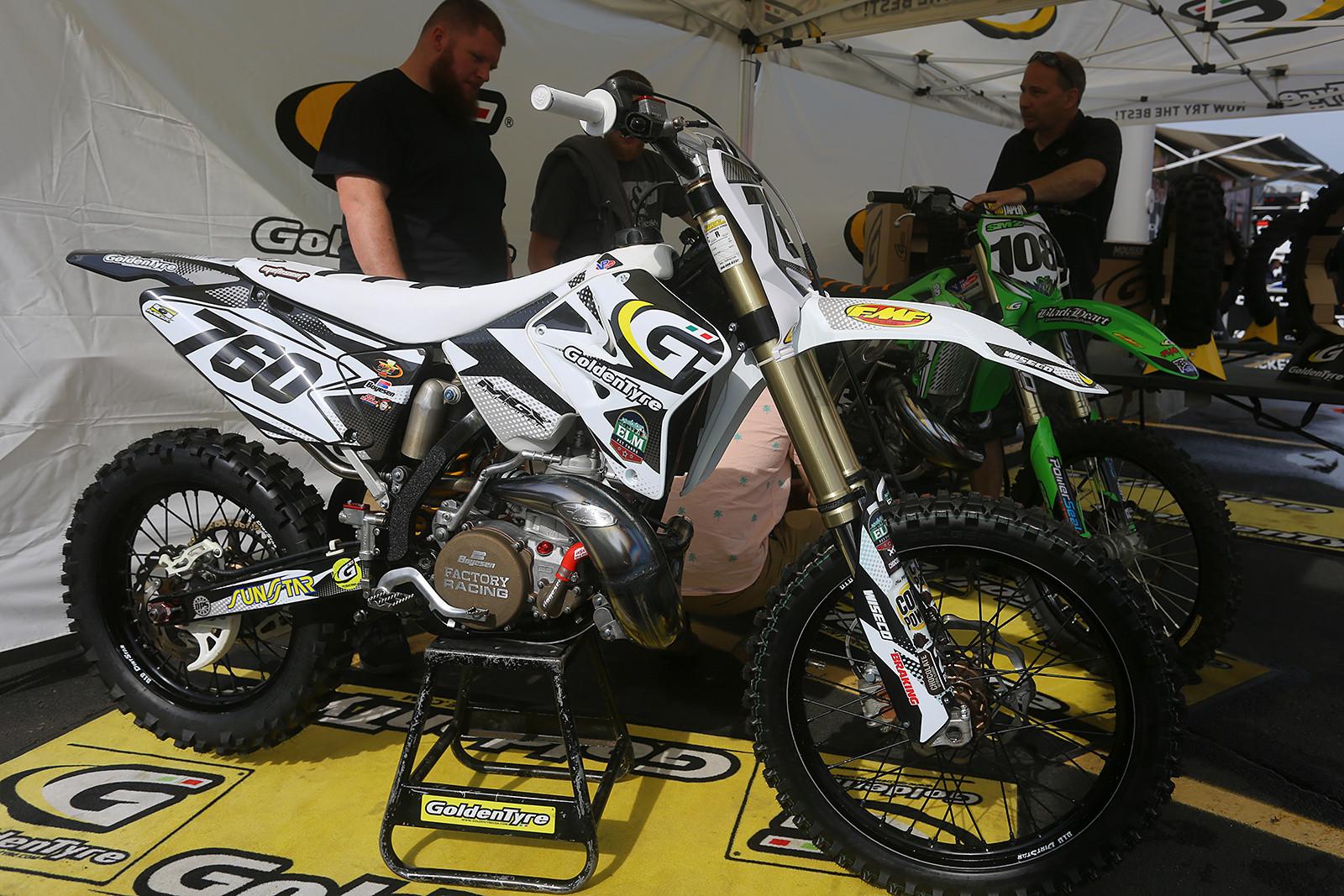 Whoa - Vital MX Pit Bits: East Rutherford - Motocross Pictures - Vital MX