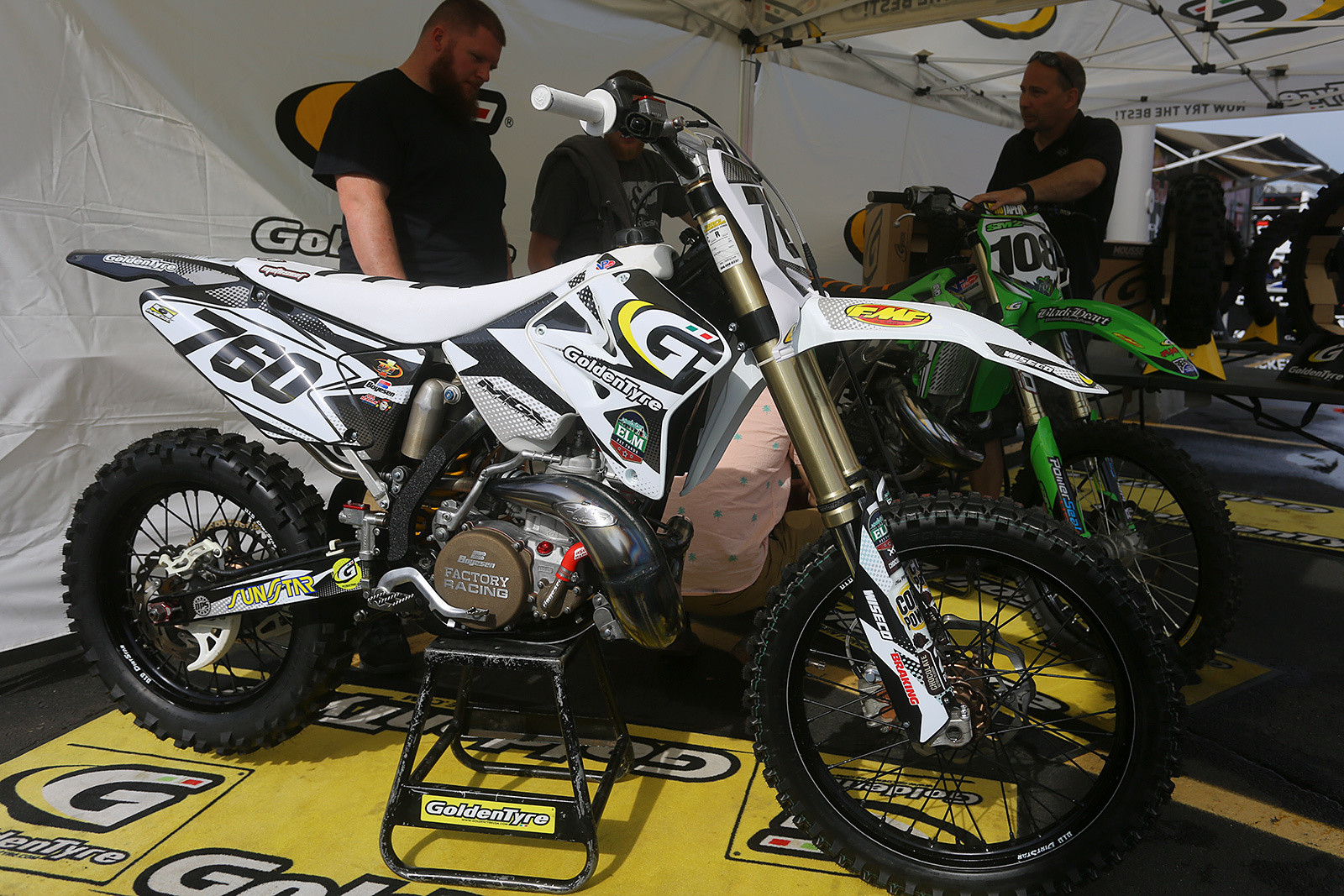 Whoa - Vital MX Pit Bits: East Rutherford - Motocross Pictures - Vital MX