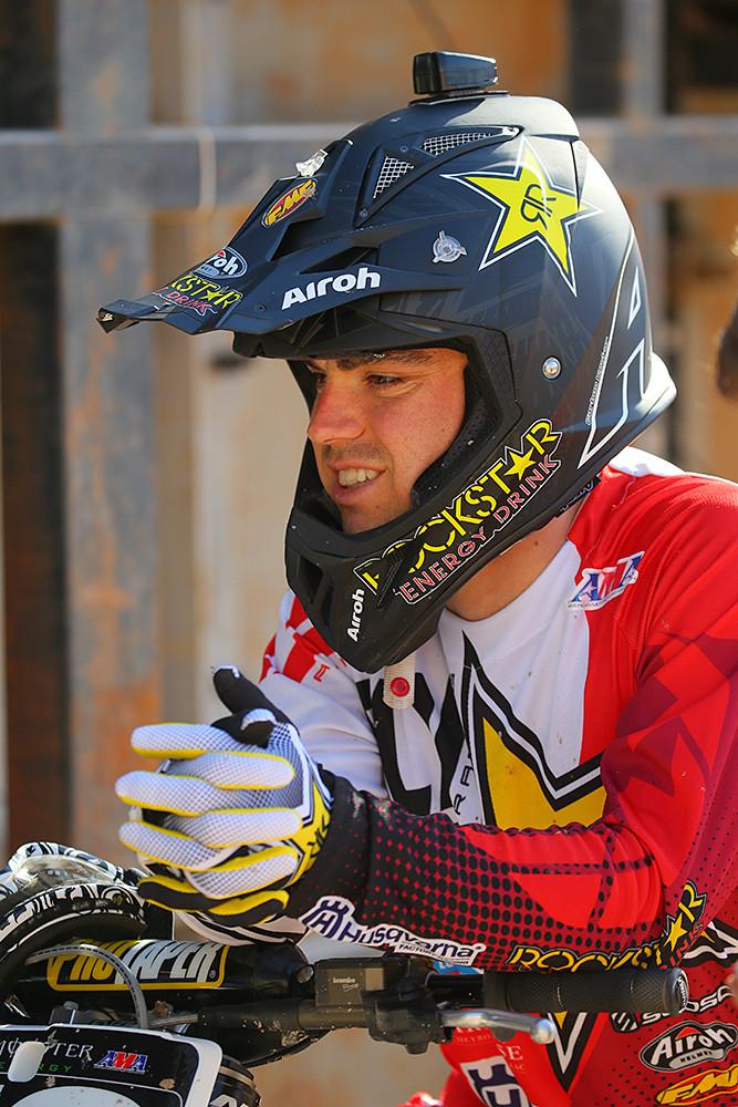 Zach Osborne - Vital MX Pit Bits: Las Vegas - Motocross Pictures - Vital MX