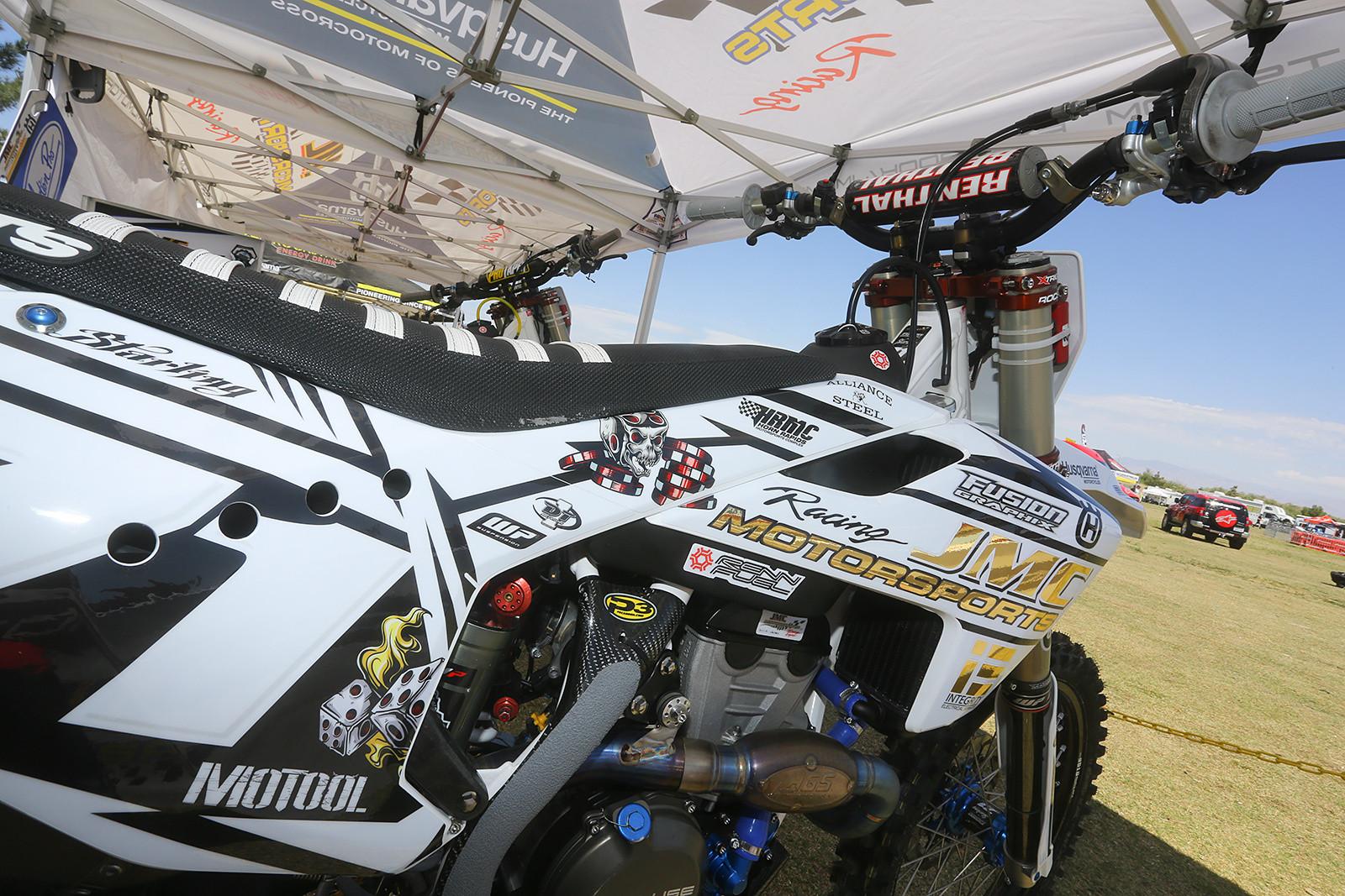Justin Starling - Vital MX Pit Bits: Las Vegas - Motocross Pictures - Vital MX