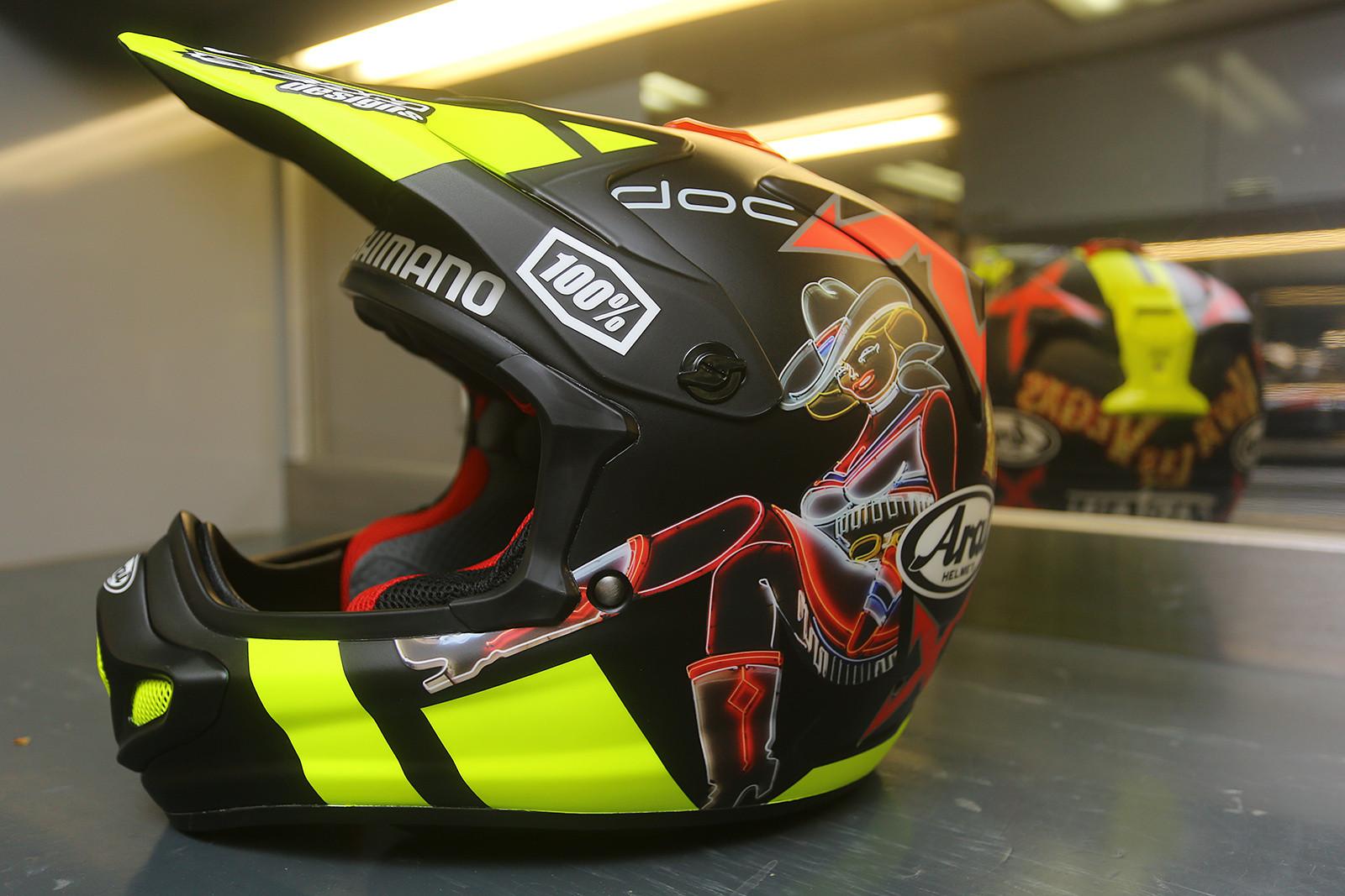 Justin Bogle - Vital MX Pit Bits: Las Vegas - Motocross Pictures - Vital MX