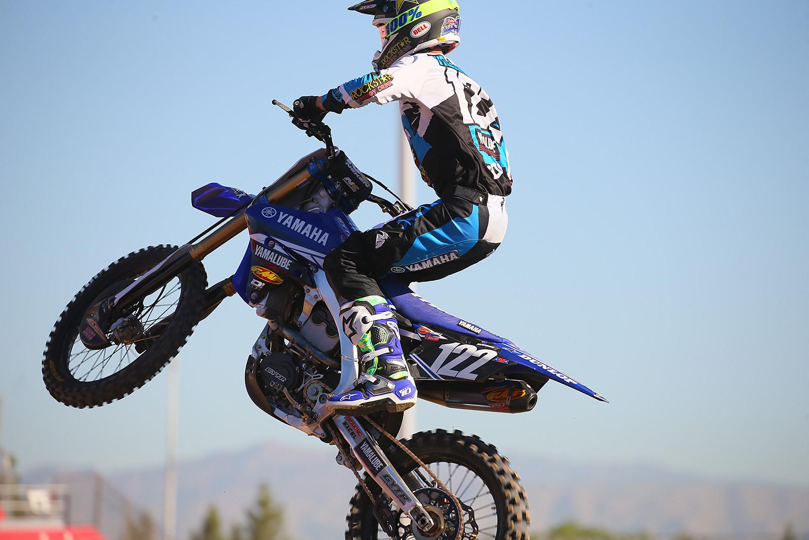 Dan Reardon - Vital MX Pit Bits: Las Vegas - Motocross Pictures - Vital MX