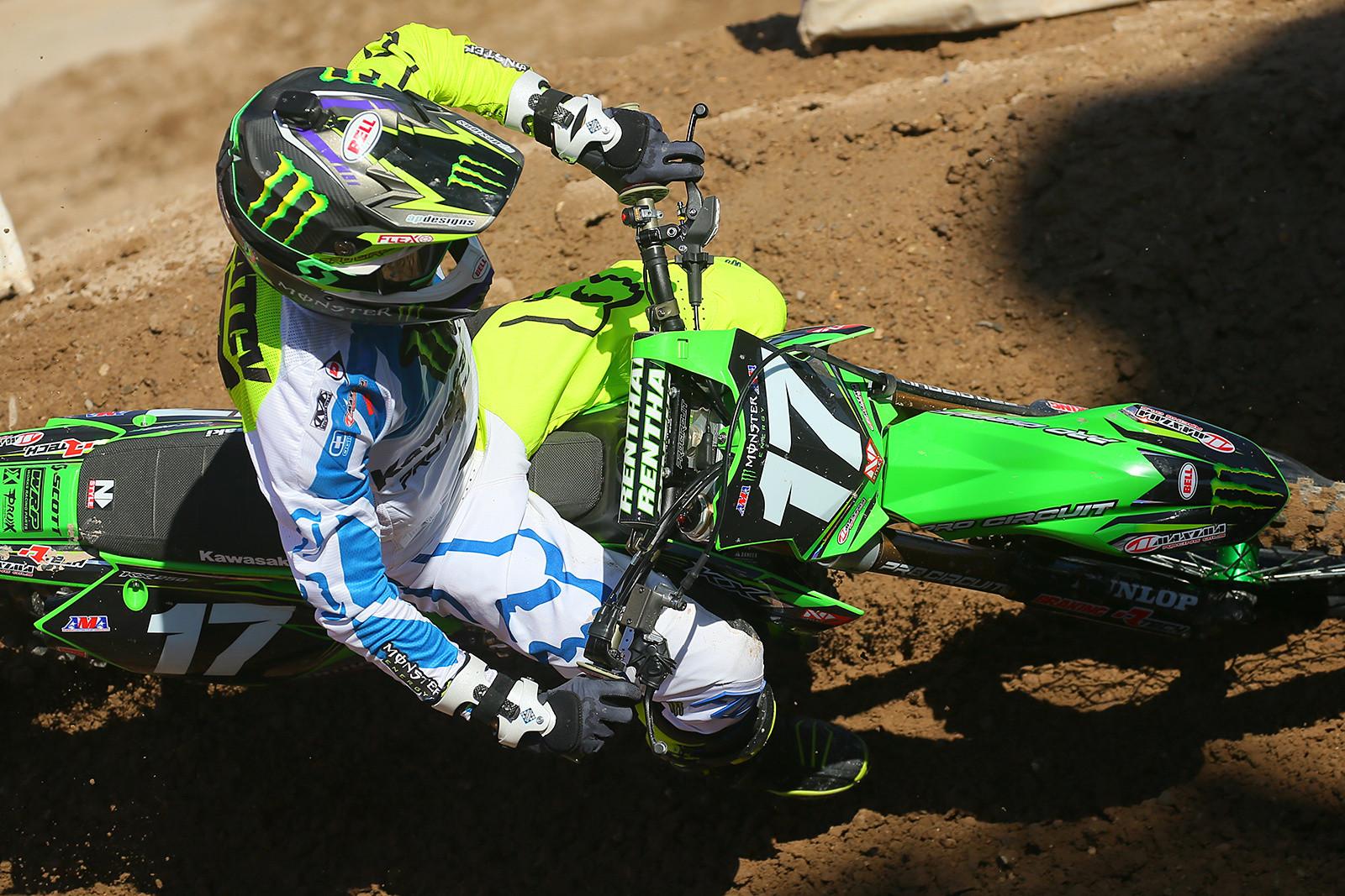 Joey Savatgy - Vital MX Pit Bits: Las Vegas - Motocross Pictures - Vital MX