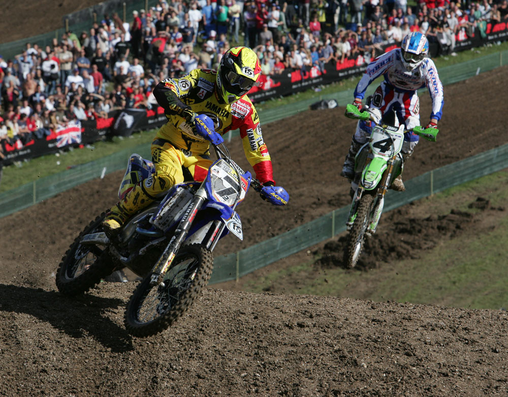 Stefan Everts - 2006 MXoN Saturday Qualifying Races - Motocross Pictures - Vital MX