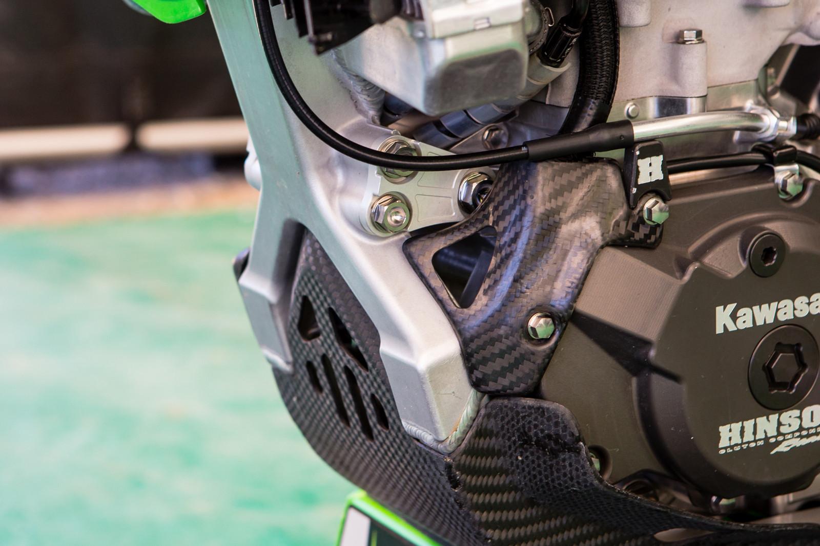 Mmm...carbon (1 of 4) - Vital MX Pit Bits: Hangtown - Motocross Pictures - Vital MX
