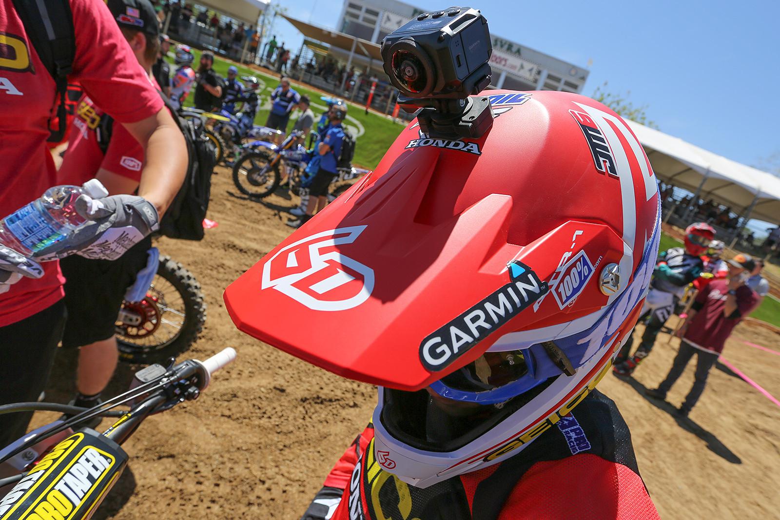 Garmin - Vital MX Pit Bits: Hangtown - Motocross Pictures - Vital MX
