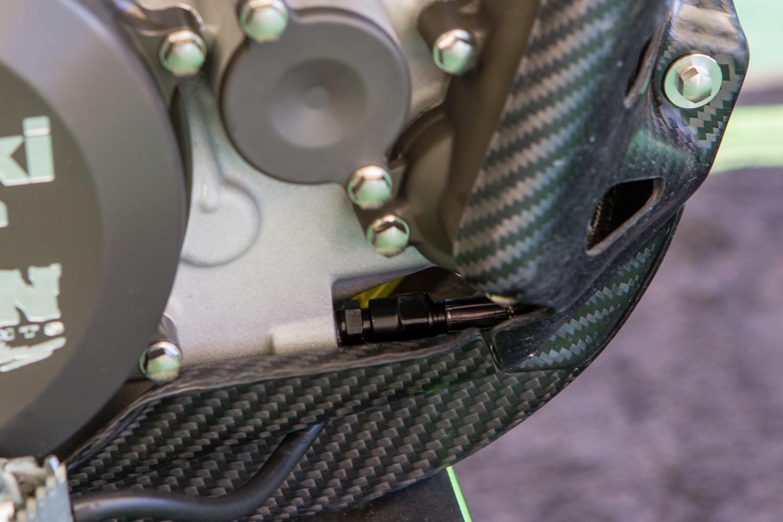 Monster Energy Kawasaki (2 of 4) - Vital MX Pit Bits: Hangtown - Motocross Pictures - Vital MX