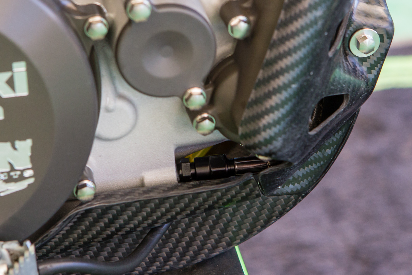 Monster Energy Kawasaki (2 of 4) - Vital MX Pit Bits: Hangtown - Motocross Pictures - Vital MX
