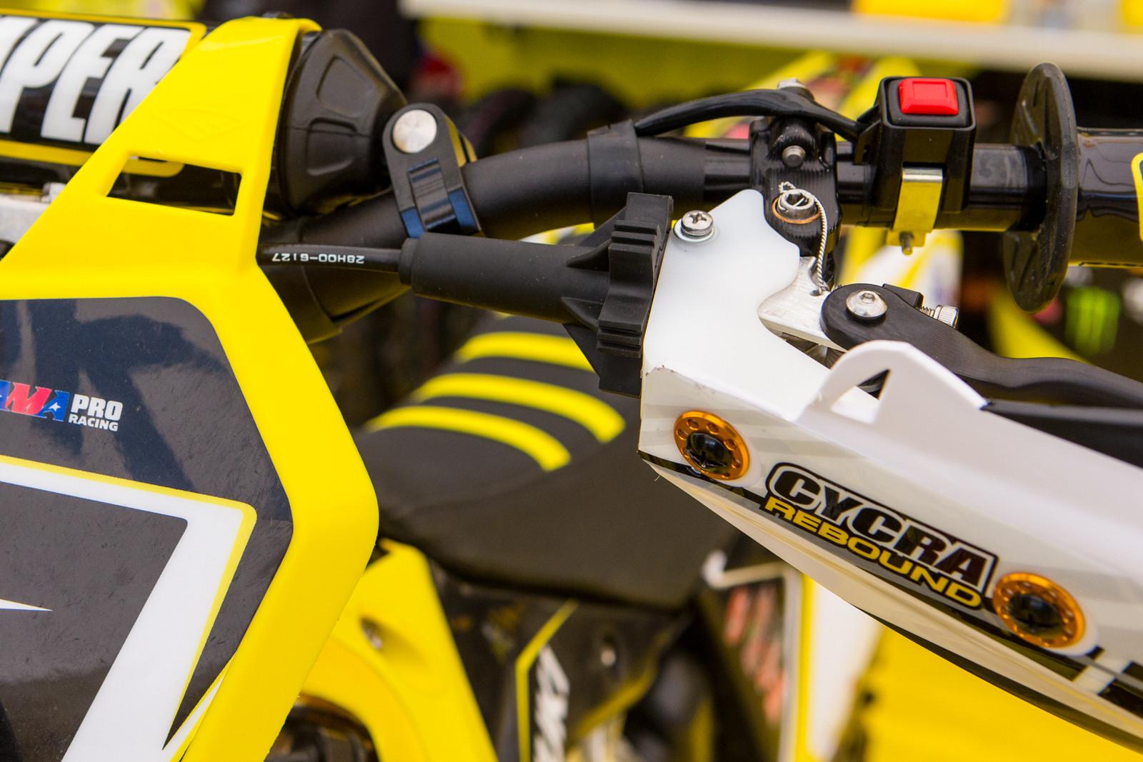 Weston Peick - Vital MX Pit Bits: Hangtown - Motocross Pictures - Vital MX