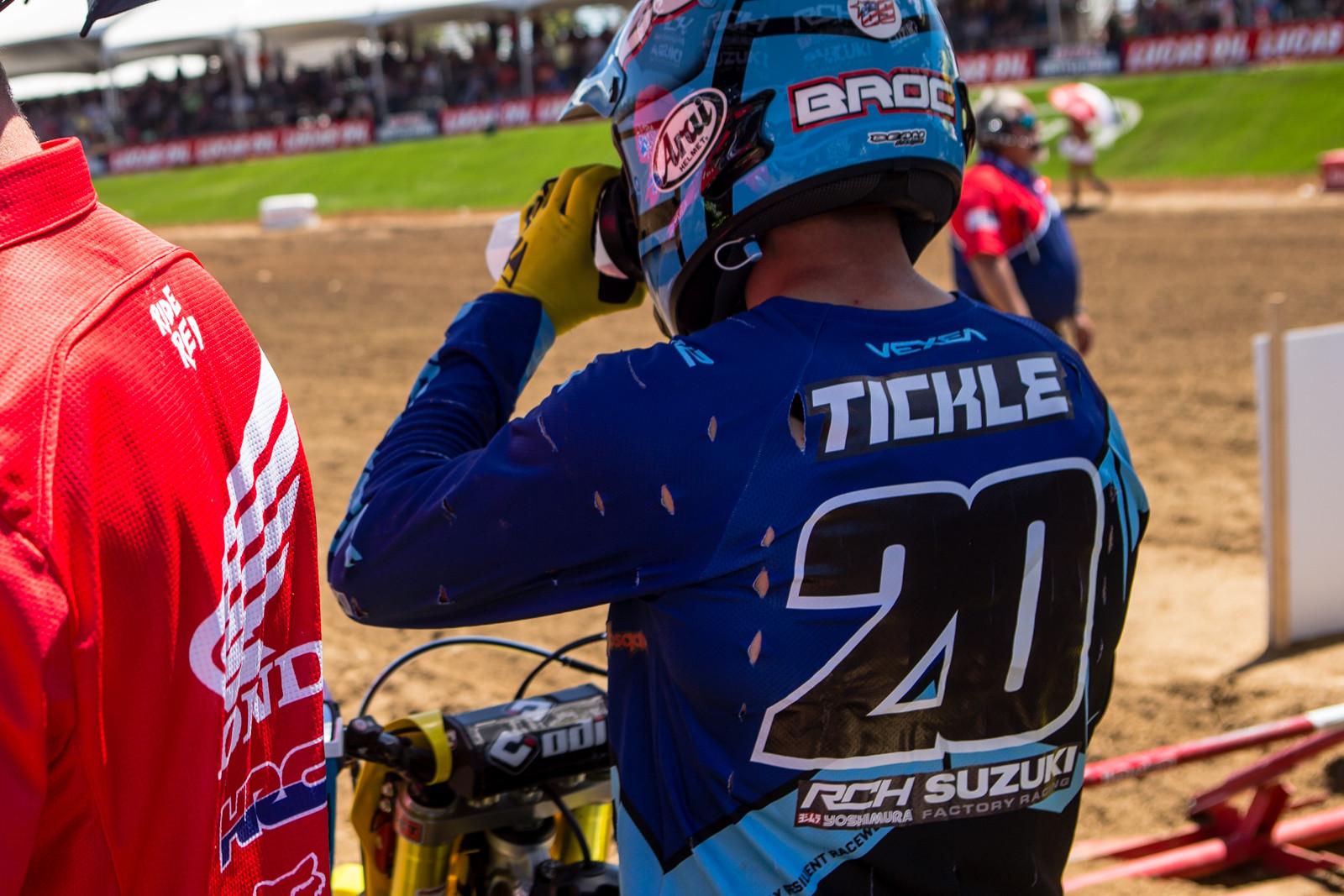 Broc Tickle - Vital MX Pit Bits: Hangtown - Motocross Pictures - Vital MX