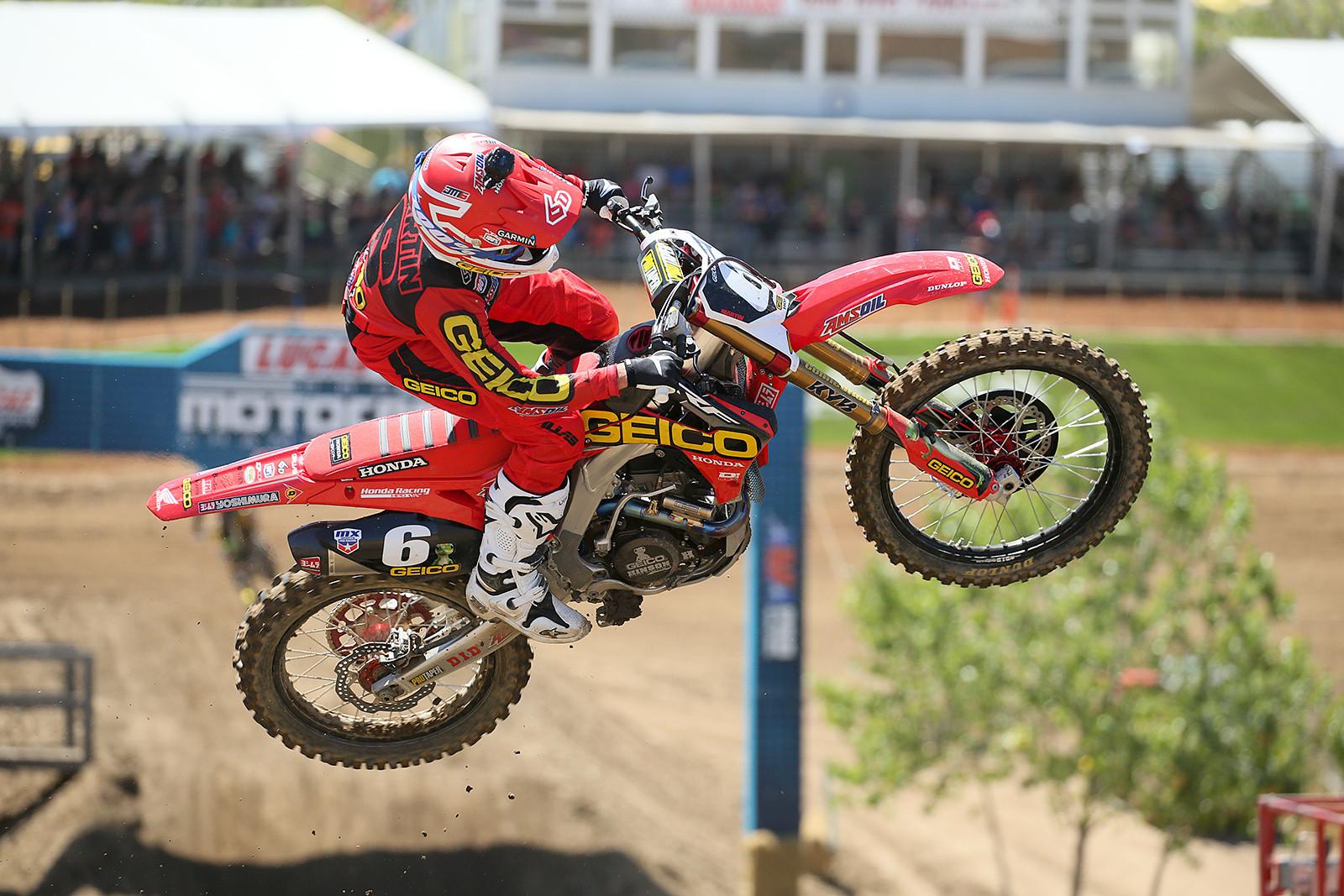 Jeremy Martin - Vital MX Pit Bits: Hangtown - Motocross Pictures - Vital MX