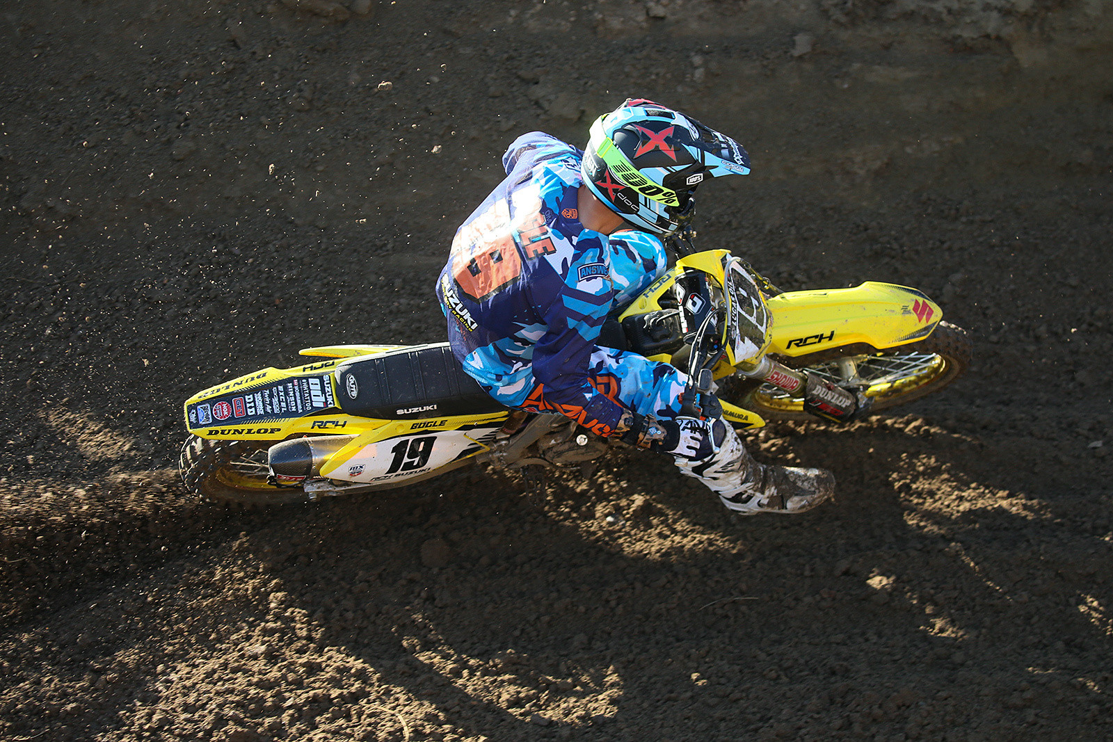 Justin Bogle - Vital MX Pit Bits: Hangtown - Motocross Pictures - Vital MX