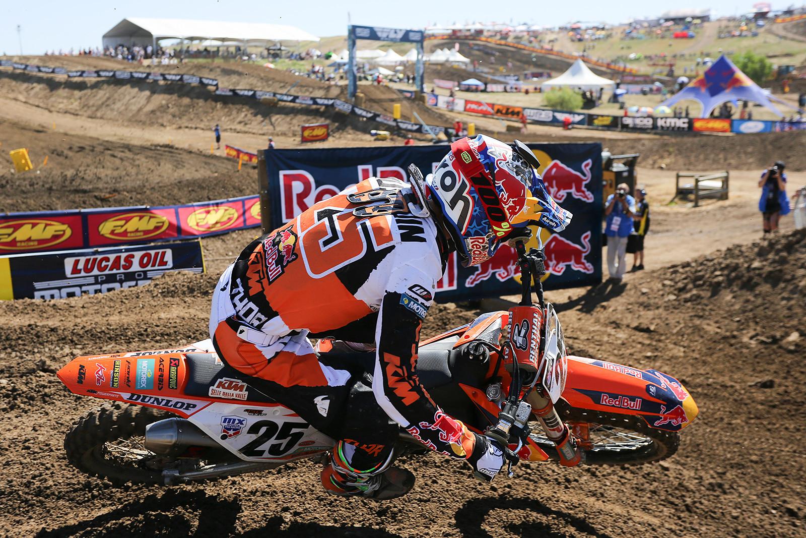 Marvin Musquin - Vital MX Pit Bits: Hangtown - Motocross Pictures - Vital MX